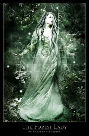 the_forest_lady_by_trappedillusions